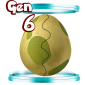 Let's poke The Egg Gen 6 icon