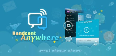 Handcent Anywhere 2 Pour PC Capture d'écran