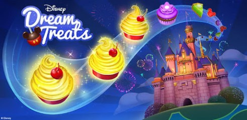 Disney Dream Treats Pour PC Capture d'écran