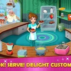 Kitchen Game White Island With Butcher Block Top Story Cooking Apps On Google Play
