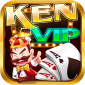 KenVip Club - Cổng game danh bai doi thuong online icon