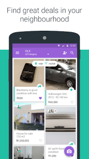 OLX South Africa: Sell and Buy APK