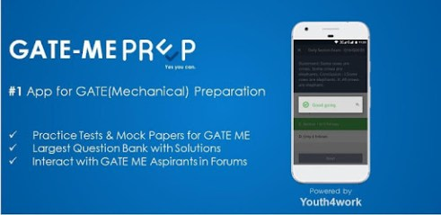 GATE Mechanical 2017 Exam Prep Pour PC Capture d'écran