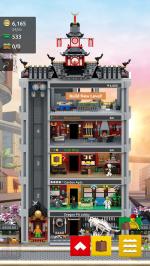 تحميل لعبة LEGO Tower مهكرة للاندرويد Mod APK احدث اصدار