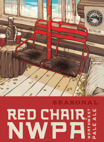 red chair nwpa abv cover rental party from deschutes brewery available near you taphunter logo of