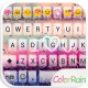 COLOR RAIN Emoji Keyboard Skin windows phone