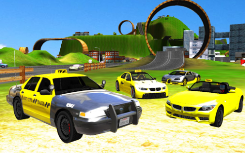 Taxi Town Driving Simulator APK