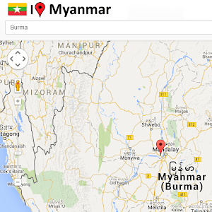 Yangon map Android Apps on Google Play