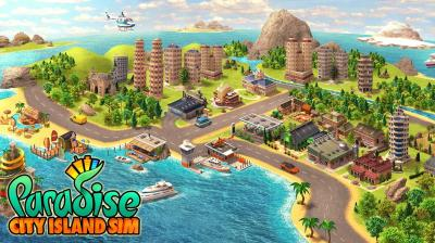Paradise City Island Sim Bay: City Building Games ...