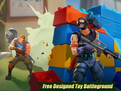 Toy Soldier Bastion PC