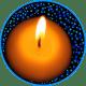 Night Candle windows phone