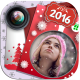 New year 2017 & xmas  frames windows phone