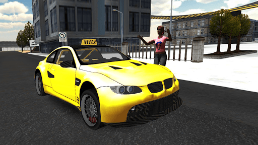 City Taxi Driving Simulator 3D APK
