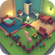 Sim Girls Craft: Desig Maison Sur PC windows et Mac