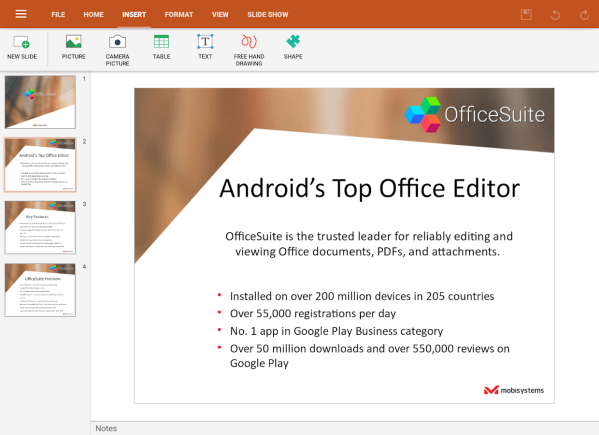 OfficeSuite PDF Editor Android Apps on Google Play