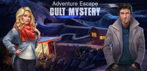 Adventure Escape: Cult Mystery Pour PC Capture d'écran