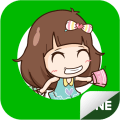 /milin-line-sticker