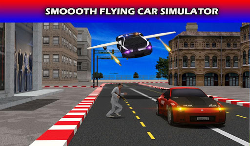 Flying Future Police Cars APK