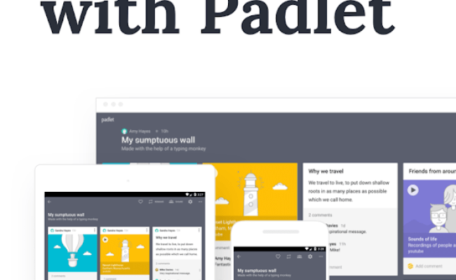 Padlet Android Apps On Google Play