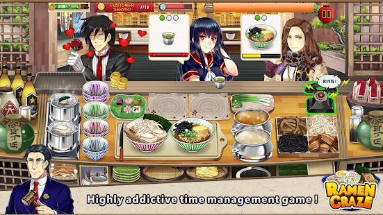 kitchen cooking games ideas for small kitchens ramen craze fun game apps on google play