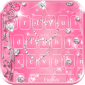 Rose diamond keyboard theme icon
