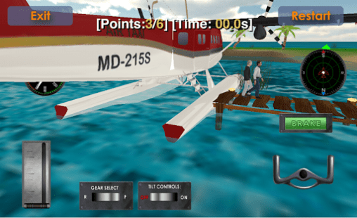 Sea Plane: Flight Simulator 3D APK