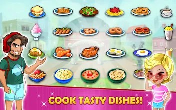 kitchen cooking games clear glass pendant lights for island story game apps on google play screenshot image
