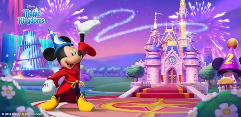 Disney Magic Kingdoms Pour PC Capture d'écran