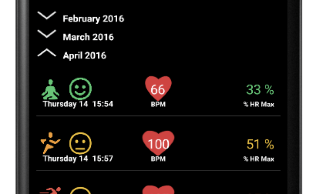 Healthy Heart Rate Android Apps On Google Play