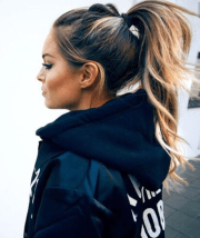 5 hairstyles lazy girls