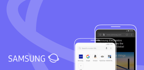Samsung Internet for Android Pour PC Capture d'écran