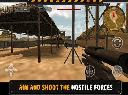 Mission IGI: Commando War APK