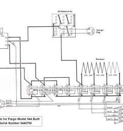 club car d model diagram [ 1300 x 1050 Pixel ]