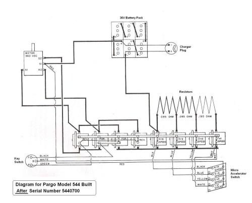 small resolution of club car d model diagram