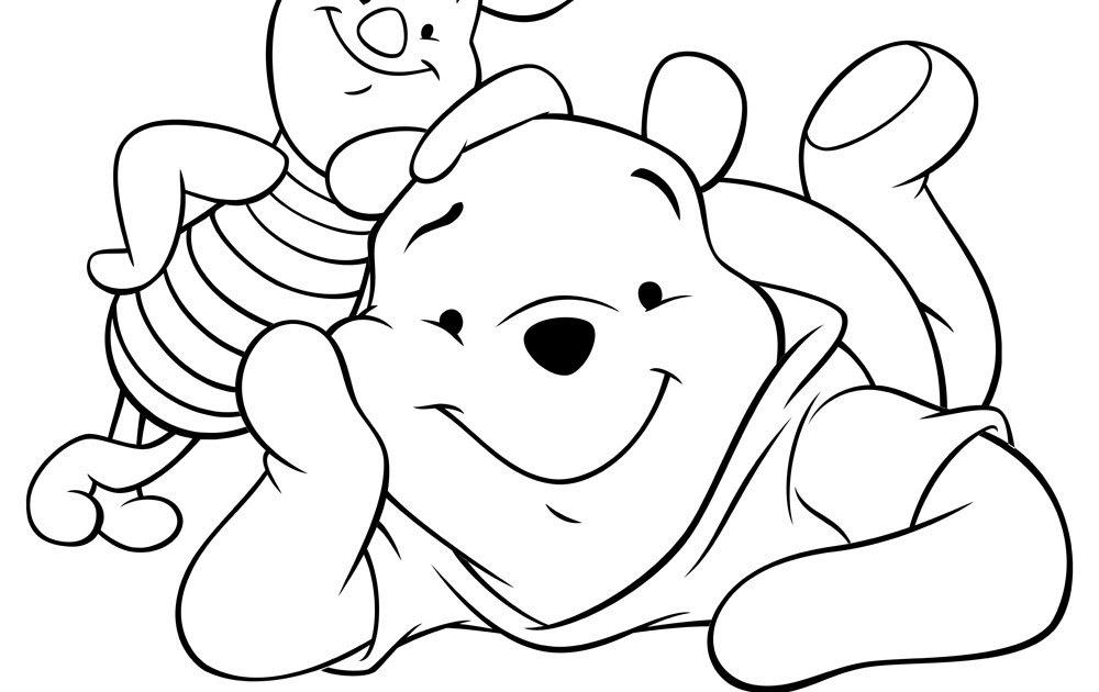 Malvorlagen Iah Winnie Pooh