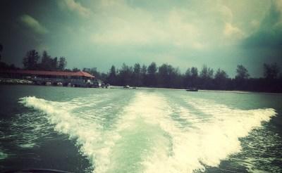Pengembaraan Bersama Exoraku: Pulau Sibu, Johor Darul Takzim