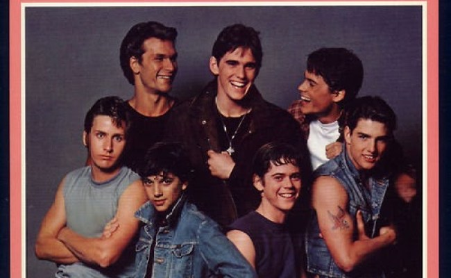 Swayze On The Eyes The Outsiders A Negative Review