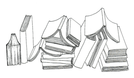 Books Aesthetic Png Books Library