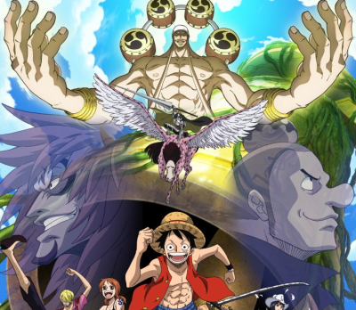Download One Piece Episode 153-195 (Skypiea Island Arc ...