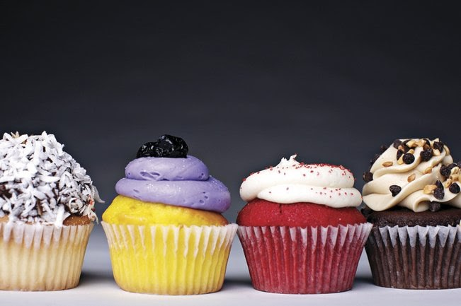 The Cupcakery Sold 275,000 Cupcakes In One Year