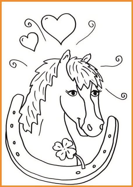 Malvorlage Pferdekopf - Kostenlose Malvorlagen Ideen