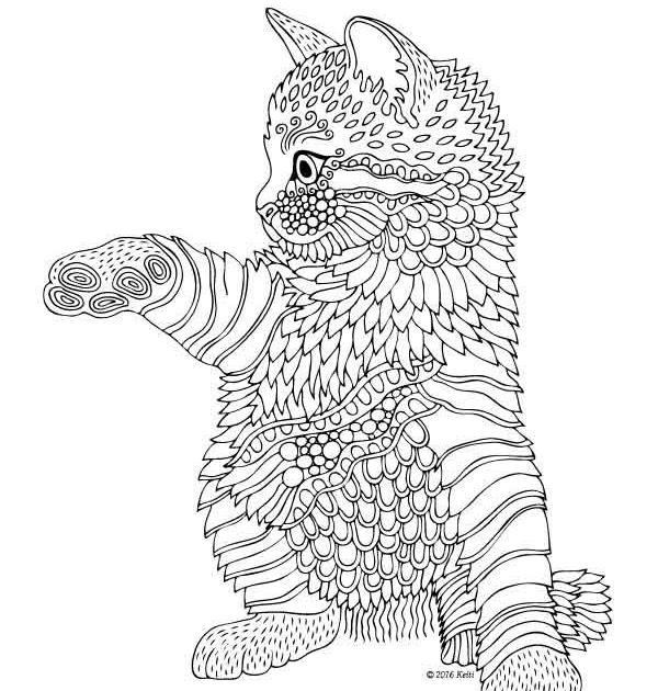Katze Malvorlage Pdf Aiquruguay