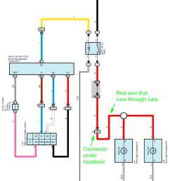 trailer wiring diagram besides toyota electrical wiring diagram [ 889 x 1258 Pixel ]
