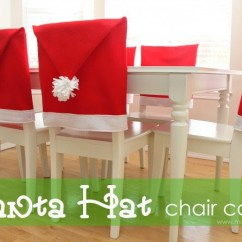 Santa Hat Chair Covers Target Best Reclining Garden Chairs Uk Quality Sewing Tutorials: From Make It-love It