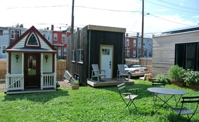 Bloomingdale Update On The Stronghold S Tiny Houses From