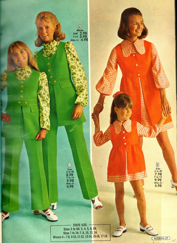 8f9856120b3d Plaid Stallions Rambling And Reflections  70s Pop Culture Wire Hangers