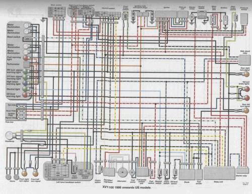small resolution of virago xv700 wiring diagram flasher relay