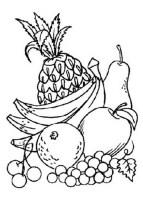Malvorlagen Obst   Kostenlose Malvorlagen Ideen