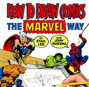 marvel step characters draw easy