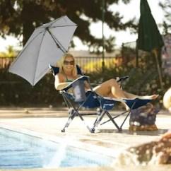 Super Brella Chair Stool Sale Sport Umbrella Recliner Folding Blue Google Express